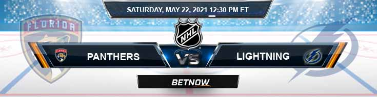 Florida Panthers vs Tampa Bay Lightning 05-22-2021 NHL Game Analysis Spread & Odds