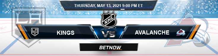 Los Angeles Kings vs Colorado Avalanche 05-13-2021 Forecast Hockey Betting & Odds