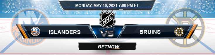 New York Islanders vs Boston Bruins 05-10-2021 NHL Predictions Spread & Picks