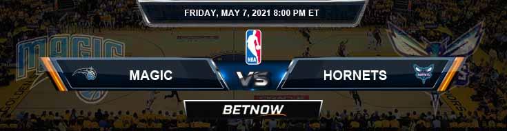 Orlando Magic vs Charlotte Hornets 5-7-2021 Odds Picks and Previews