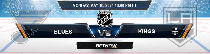 St. Louis Blues vs Los Angeles Kings 05-10-2021 Previews Hockey Betting & Predictions