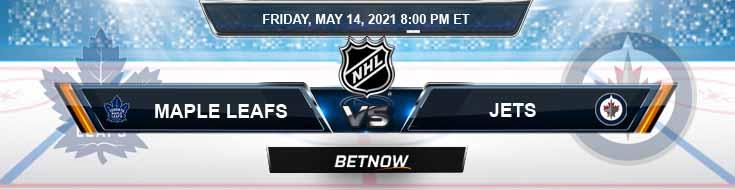 Toronto Maple Leafs vs Winnipeg Jets 05-14-2021 Hockey Betting Tips & Predictions