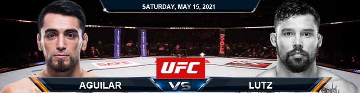 UFC 262 Aguilar vs Lutz 05-15-2021 Odds Picks and Predictions