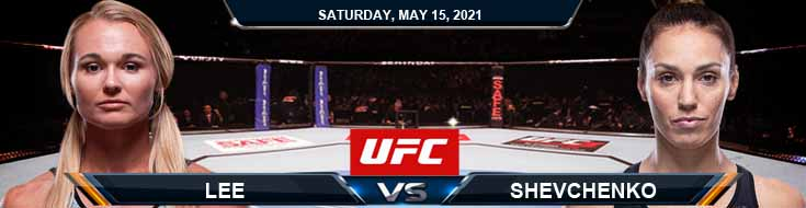 UFC 262 Lee vs Shevchenko 05-15-2021 Forecast Tips and Results
