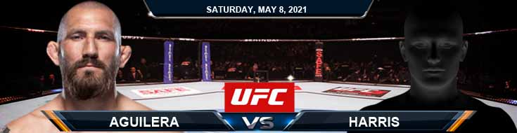 UFC on ESPN 24 Aguilera vs Harris 05-08-2021 Tips Results and Analysis