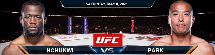 UFC on ESPN 24 Nchukwi vs Park 05-08-2021 Spread Fight Analysis and Forecast