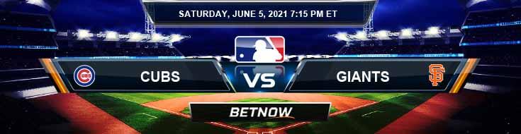 Chicago Cubs vs San Francisco Giants 06-05-2021 Game Analysis MLB Baseball and Tips
