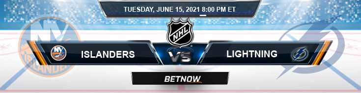 New York Islanders vs Tampa Bay Lightning 06-15-2021 NHL Results Picks & Previews