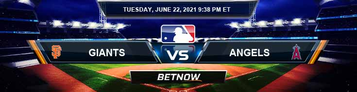 San Francisco Giants vs Los Angeles Angels 06-22-2021 Forecast Betting Analysis and Results