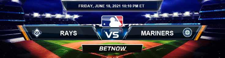 Tampa Bay Rays vs Seattle Mariners 06-18-2021 Forecast Baseball Betting and Analysis