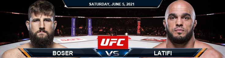 UFC Fight Night 189 Boser vs Latifi 06-05-2021 Tips Results and Analysis
