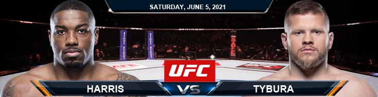 UFC Fight Night 189 Harris vs Tybura 06-05-2021 Picks Predictions and Previews