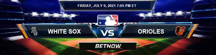 Chicago White Sox vs Baltimore Orioles 07-09-2021 Game Analysis MLB Baseball and Tips