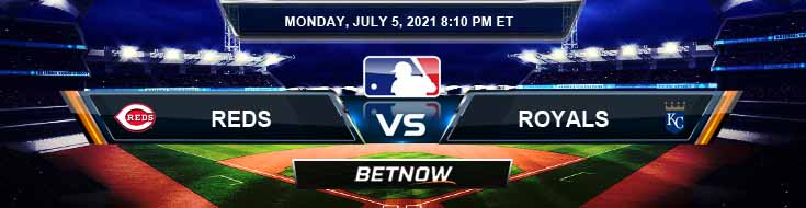 Cincinnati Reds vs Kansas City Royals 07-05-2021 MLB Baseball Tips and Forecast