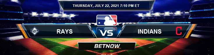 Tampa Bay Rays vs Cleveland Indians 07-22-2021 Baseball Tips Forecast and Analysis