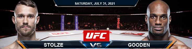 UFC ON ESPN 28 Stolze vs Gooden 07-31-2021 Forecast Tips and Analysis