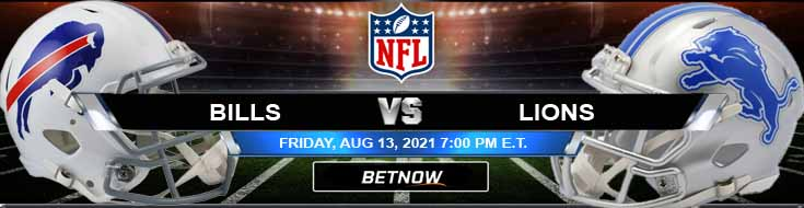 Buffalo Bills vs Detroit Lions 08-13-2021 Game Analysis Tips and Forecast