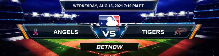 Los Angeles Angels vs Detroit Tigers 08-18-2021 Spread Game Analysis and Baseball Tips