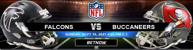 Atlanta Falcons vs Tampa Bay Buccaneers 09-19-2021 Football Betting Picks and Forecast
