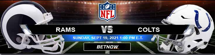 Best BetNow Betting Pick for the Los Angeles and Indianapolis 09-19-2021 Game