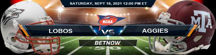 Best College Football Betting Prediction for Week 3's Game Between New Mexico and Texas 09-18-2021