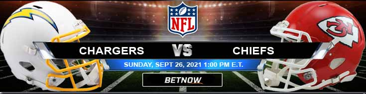 BetNow's Best Betting Tips for the Los Angeles and Kansas City 09-26-2021 Sunday Match