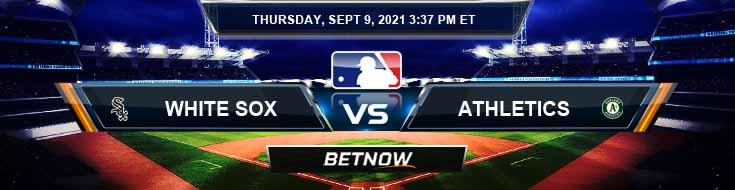 Chicago White Sox vs Oakland Athletics 09-09-2021 Game Analysis Baseball Tips and Forecast