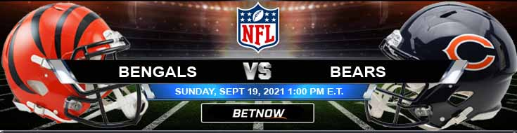 Cincinnati Bengals vs Chicago Bears 09-19-2021 Predictions Forecast and Game Analysis
