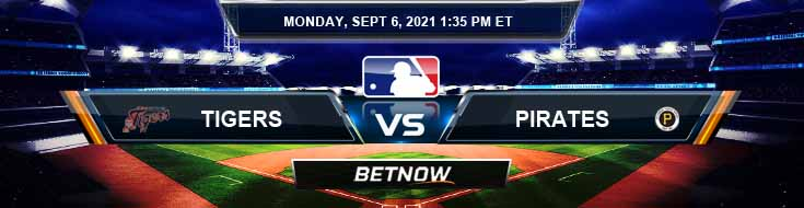 Detroit Tigers vs Pittsburgh Pirates 09-06-2021 Spread Game Analysis and Baseball Tips