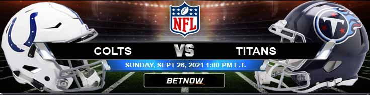 Indianapolis Colts vs Tennessee Titans 09-26-2021 Football Betting Tips and Forecast