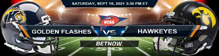 Kent State Golden Flashes vs Iowa Hawkeyes 09-18-2021 Predictions Tips and Analysis