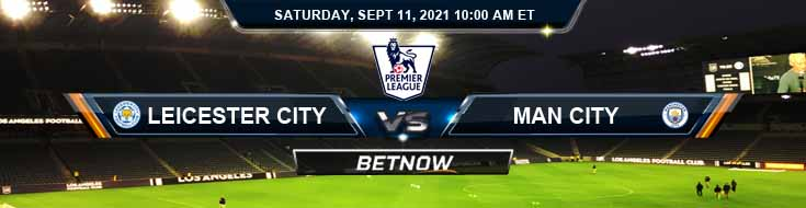 Leicester City vs Manchester City 09-11-2021 Soccer Picks Preview and Betting Picks