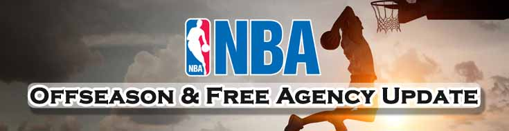NBA 2021 Offseason and Free Agency Update