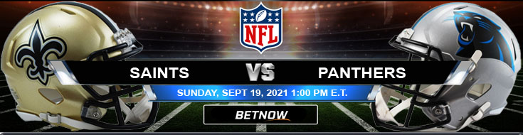 New Orleans Saints vs Carolina Panthers 09-19-2021 Odds Previews and Analysis