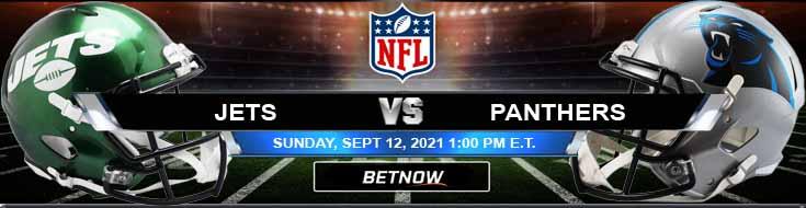 New York Jets vs Carolina Panthers 09-12-2021 Odds Picks and Previews