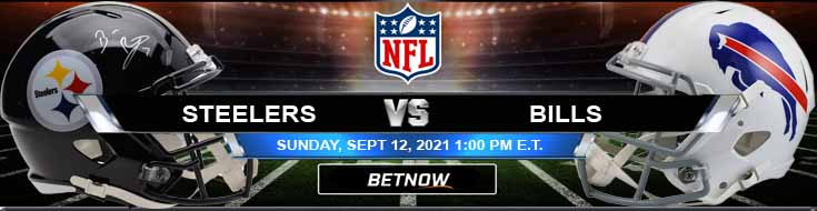 Pittsburgh Steelers vs Buffalo Bills 09-12-2021 Picks Predictions and Football Betting