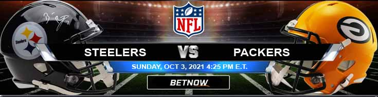 Pittsburgh Steelers vs Green Bay Packers 10-03-2021 Odds Picks and Previews