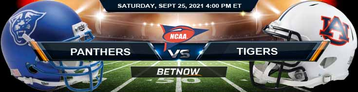 Saturday's Top Football Analysis for the Panthers and Tigers 09-25-2021 Showdown