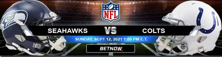 Seattle Seahawks vs Indianapolis Colts 09-12-2021 Odds Picks and Forecast