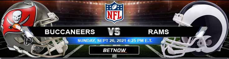 Tampa Bay Buccaneers vs Los Angeles Rams 09-26-2021 Odds Forecast and Tips