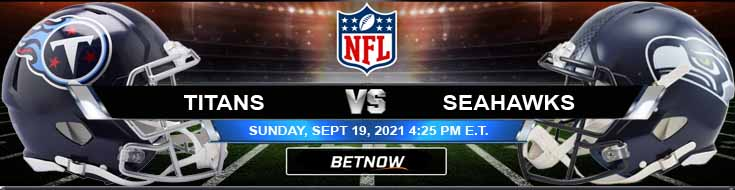 Tennessee Titans vs Seattle Seahawks 09-19-2021 Game Analysis Tips and Forecast