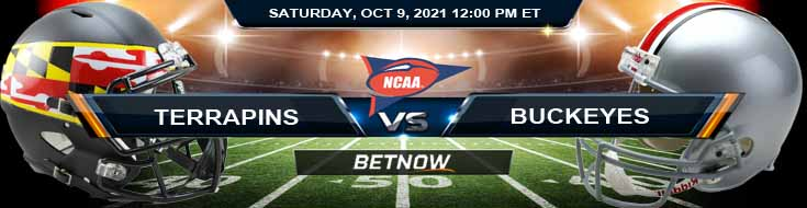 BetNow's Top Bets for Week 6 of NCAA Football Maryland vs Ohio State 10-09-2021
