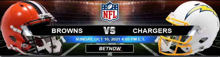 Cleveland Browns vs Los Angeles Chargers 10-10-2021 Previews Tips and Forecast