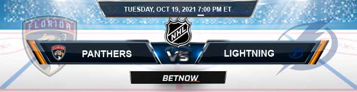 Florida Panthers vs Tampa Bay Lightning 10-19-2021 Forecast Hockey Analysis and Odds