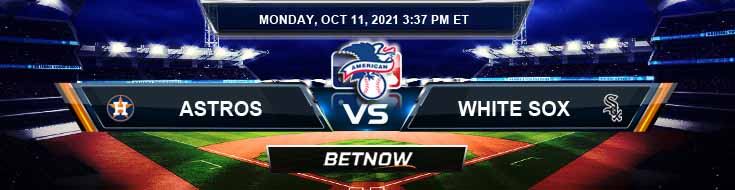 Houston Astros vs Chicago White Sox 10-11-2021 American League Division Series Game 4 Tips