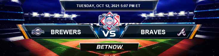 Milwaukee Brewers vs Atlanta Braves 10-12-2021 National League Division Series Game 4 Betting Odds