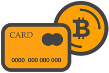 Buy Bitcoin With Debit/Credit Card