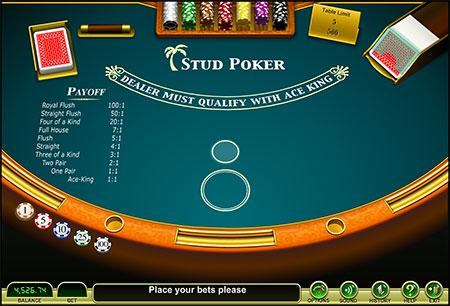 casino online mobile caribbean stud