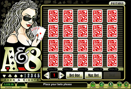 Aces & Eights Multiline