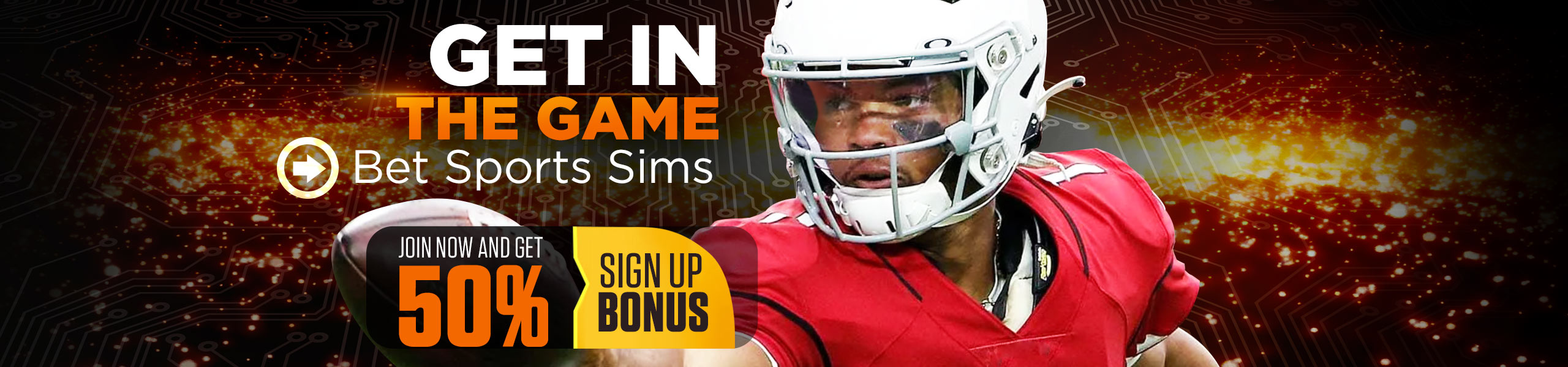 Get in The Game Bet Sports Sims